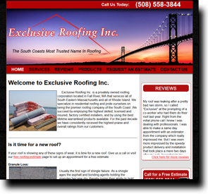 Fall River Website Design